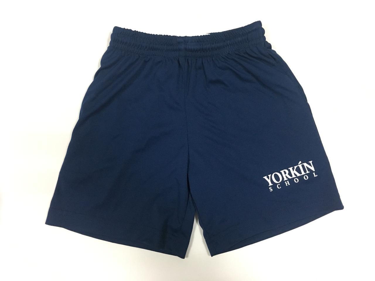 Yorkín - Short Montesimone Azul