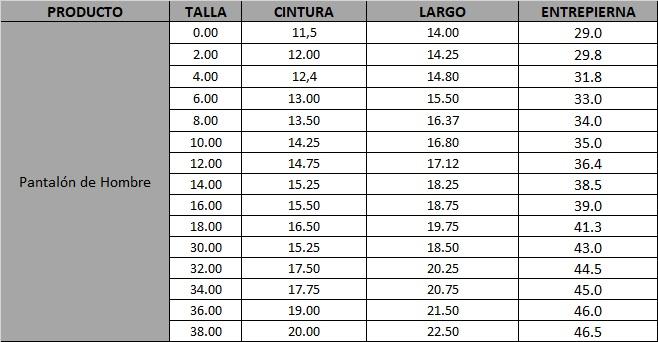 Yorkín - Buzo Orión Azul - Tallas 0-16